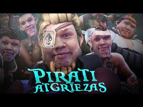 PIRĀTI ATGRIEŽAS! - Sea of Thieves #2