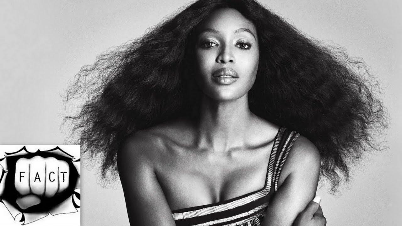 Top 10 black super models