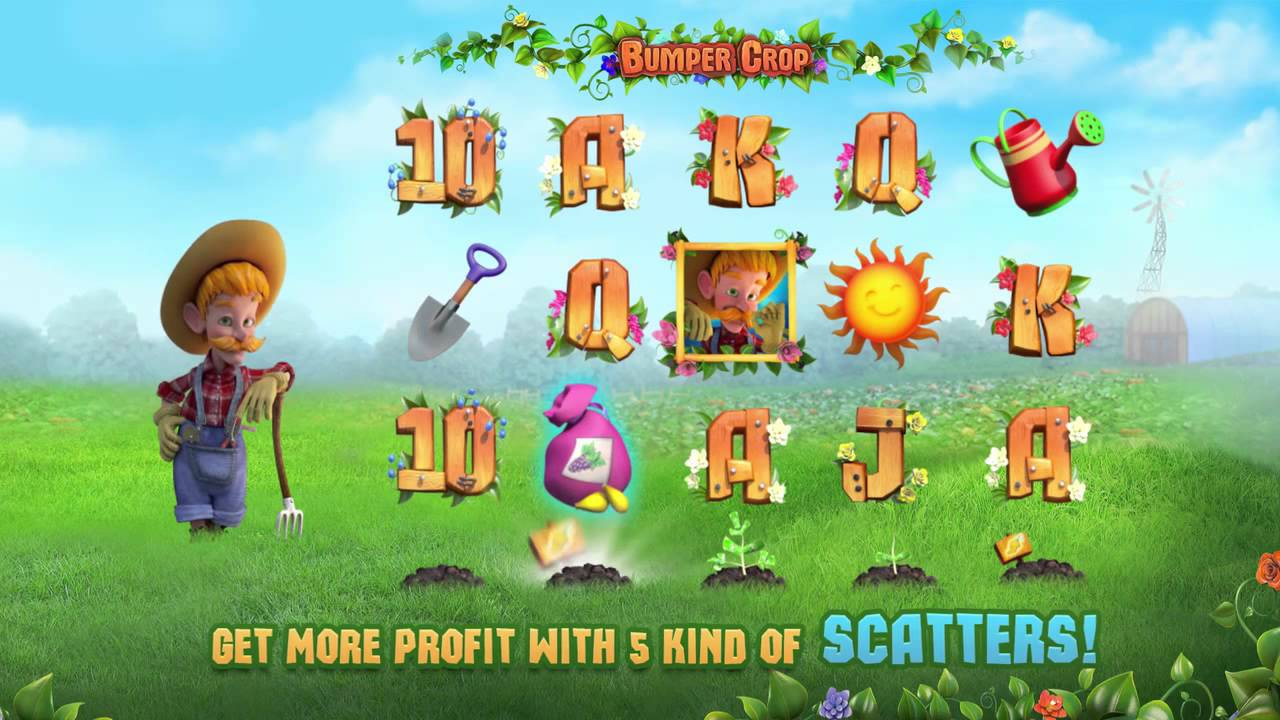 Jan 13, · Bumper Crop Online Slot Review.Free Bumper Crop slot is all about farming.The game is the creation of Playson, supported with 5 reels and 27 paylines.Major symbols comprise of bag of seeds, watering can, shovel, sun and gardener.The 82%(11).Alaşehir