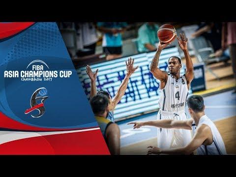 China Kashgar (CHN) v Taipei Dacin Tigers (TPE) - Full Game - FIBA Asia Champions Cup 2017