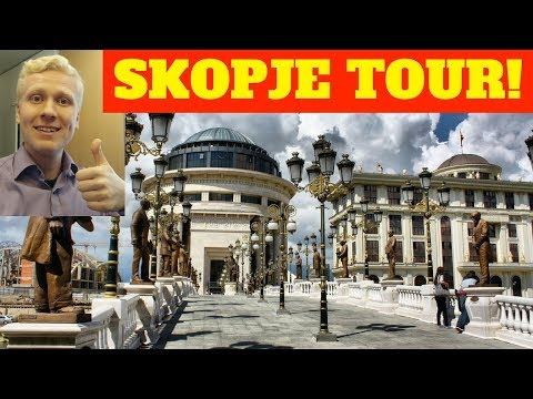 Traveling in Macedonia: SKOPJE CITY TOUR FOR YOU!!