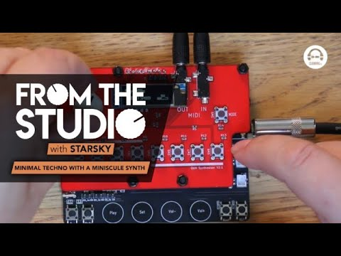 Download From The Studio - Nunomo QUN Pocket Synthesizer