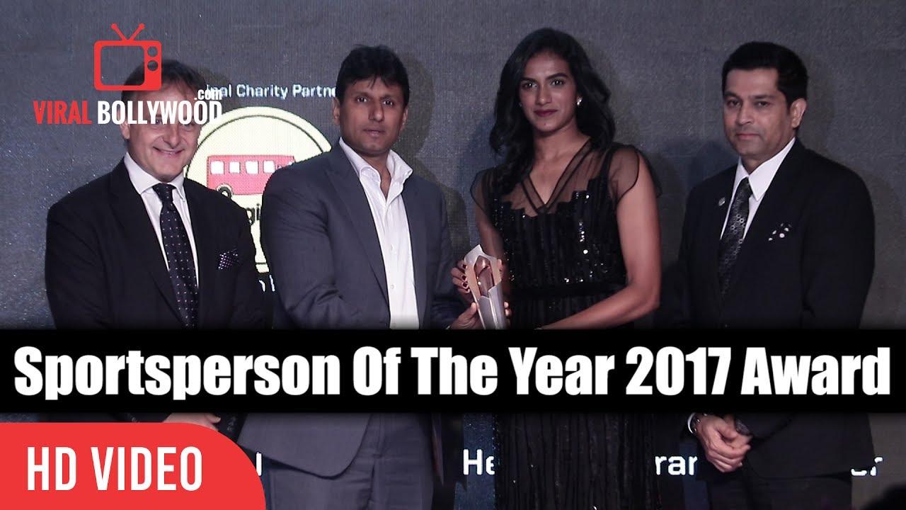 Sportsperson Of The Year 2017 Award   P.V Sindu   Sports Illustrated ...