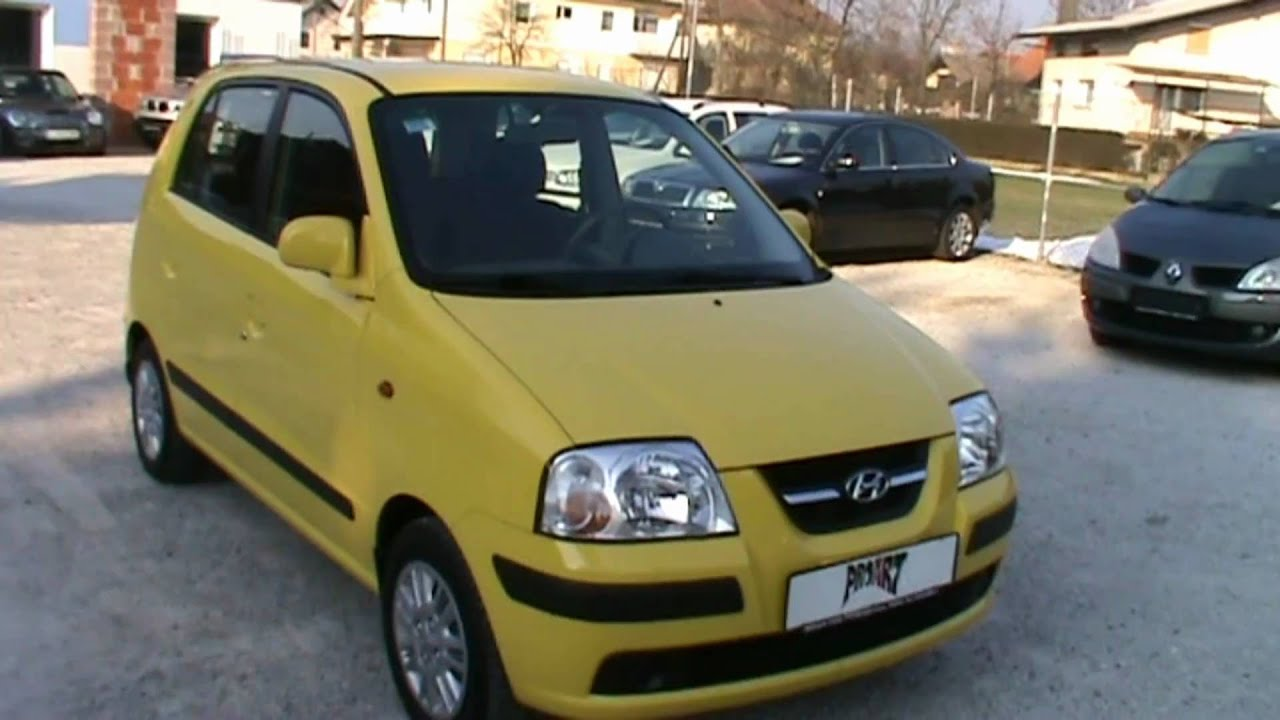 2008 hyundai atos prime 1 1 gls comfort full review start up engine and in depth tour youtube