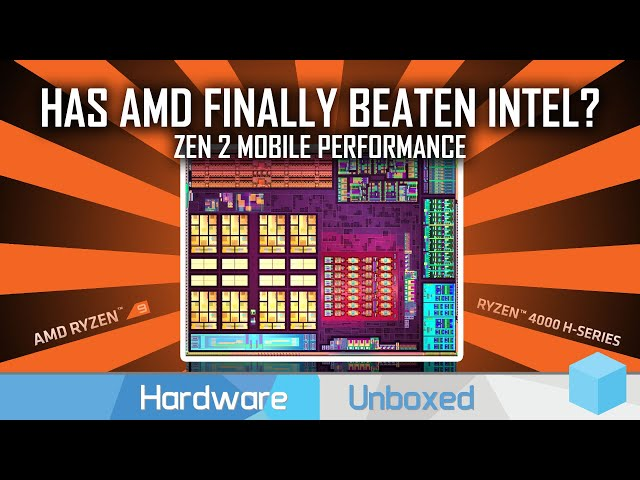 AMD Ryzen 9 4900HS Review, Move Aside Intel, Your Days of Laptop Domination Are Over