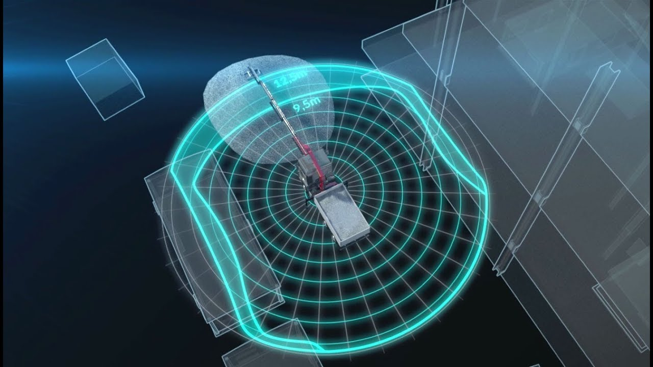 PALFINGER Loader Cranes - HPSC-Plus LOAD (Stability Control System with Load Detection)