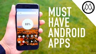 Top 10 Apps - Top 10 Best Android Apps you MUST HAVE!