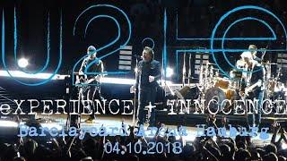 U2 Live @ Hamburg 04.10.2018 Full Concert ( Full HD)