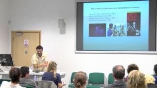 Gonzalo Chacón Mora (University of Kent) Imagining the Malandro (...)