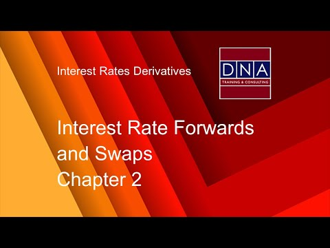 Interest Rate Forwards and Swaps - Chapter 2