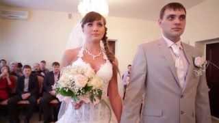 Свадебный клип - ЗАГС