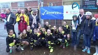 Rookvrij sportpark van FC Assen