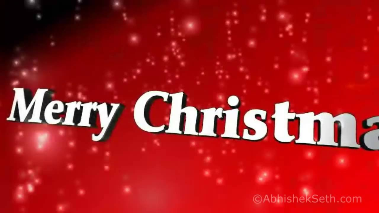 Christmas Greetings 2016 With Music Wish Merry Christmas To Your