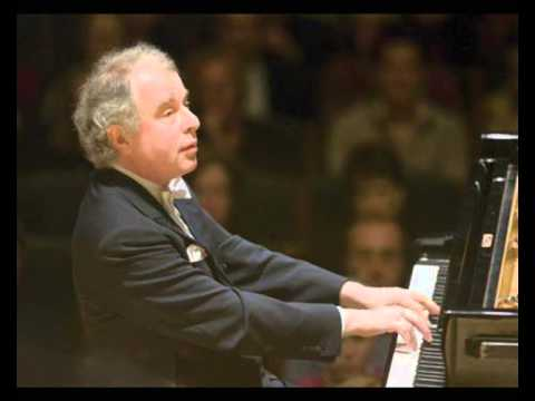 JS. Bach, Prelude and Fugue No. 21 in B flat major BWV 866 (WTC I). András Schiff