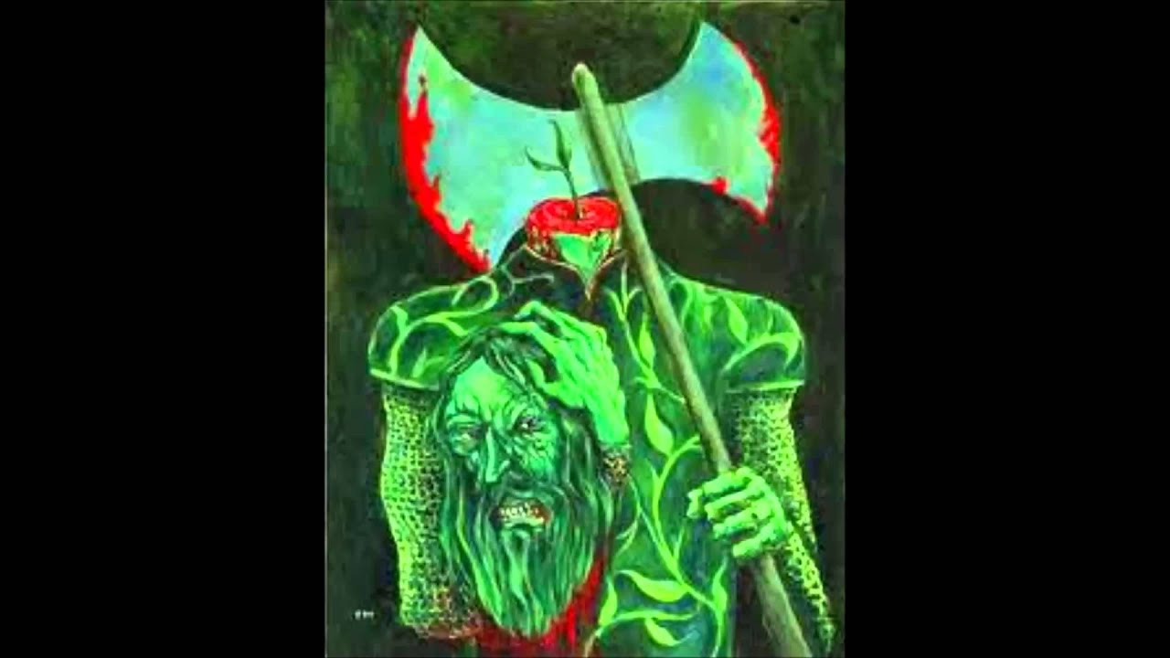 Sir Gawain And The Green Knight Book Trailer Youtube
