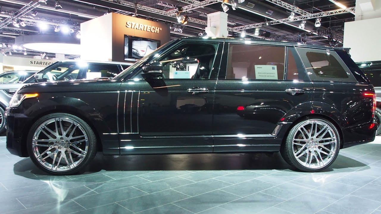 2016 startech range rover lwb santorini black nobilis 5 0l sc exterior and interior walkaround. Black Bedroom Furniture Sets. Home Design Ideas
