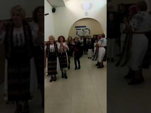 Celebración en el Centro Cívico de Lepanto del Día Nacional de Rumanía