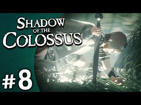 Shadow of the Colossus #8 - It's King Kong!