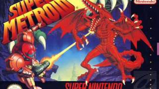 Super Metroid & Prime 2 - Brinstar Echoes (Fazon Phusion remix)