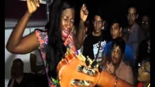 negra cantando por ketama una fiera