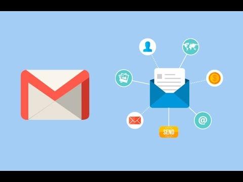 Configurar Un Correo Corporativo En Gmail Youtube