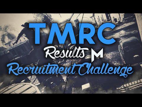 [TMRC] RESULTS !!