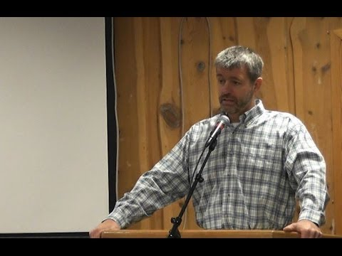 Paul Washer: God's holiness and man's depravity