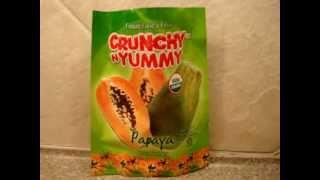 all natural snacks - Crunchy