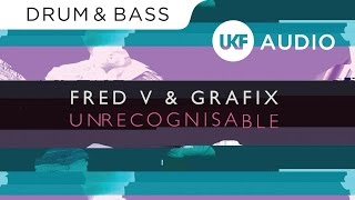Fred V & Grafix - Unrecognisable LP (Minimix)