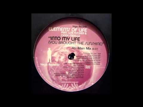 Elements Of Life feat. Lisa Fischer & Cindy Mizelle - Into My Life (You Brought The Sunshine)