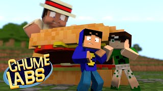 Minecraft: TUDO GIGANTE! (Chume Labs 2 #64)