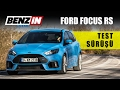 Ford Focus RS test sürü?ü - Benzin TV 2017