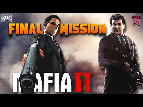 Mafia II: Definitive Edition (FINAL MISSION) in 4K / 60fps #RETRO GAMING INDIAN |