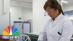 Inside A First-Of-Its-Kind Coronavirus Vaccine Trial | NBC Nightly News