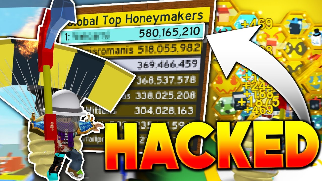 Hacking A Top Players Account Secret Items Roblox Bee Swarm