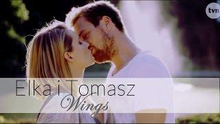 Elka i Tomasz - Wings | Singielka [ostatni odcinek]