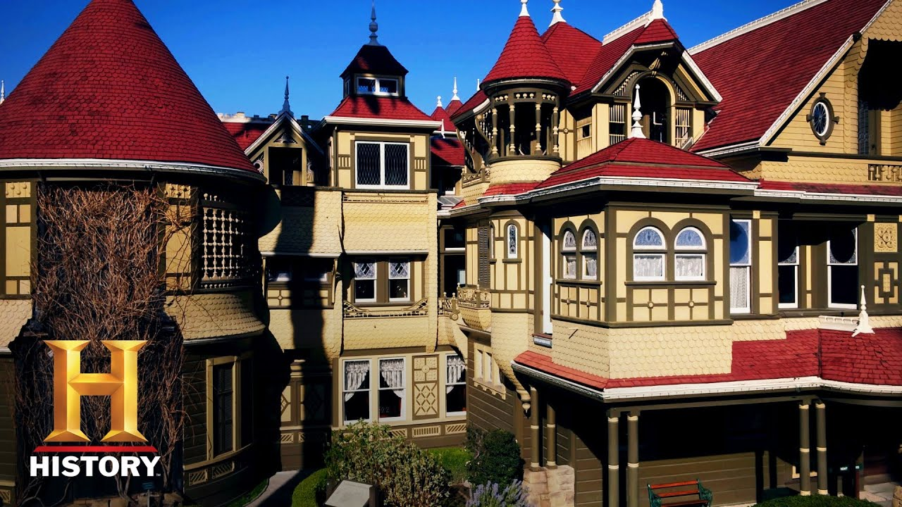 Download The UnXplained: Secrets of The Winchester Mystery House (Season 1)   SERIES RETURNS 2/29   History