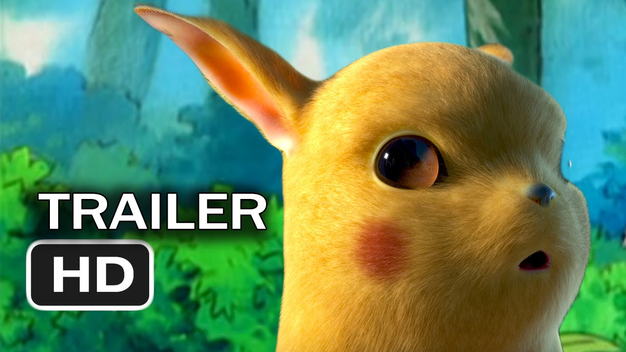 Pokemon NO - The Movie (2019 Live Action Trailer) Parody
