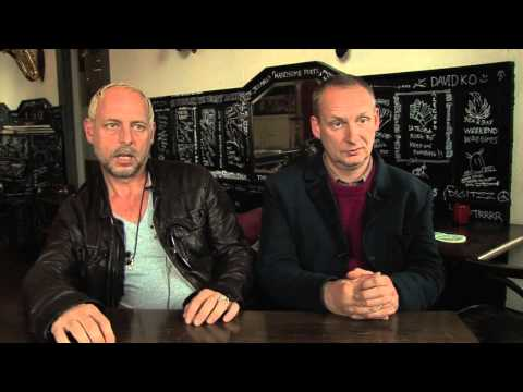 Orbital interview - Paul and Phil Hartnoll (part 1)