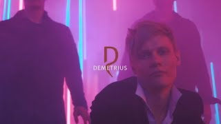 neon blonde collection   Мужская коллекция DEMETRIUS 2019 (teaser)