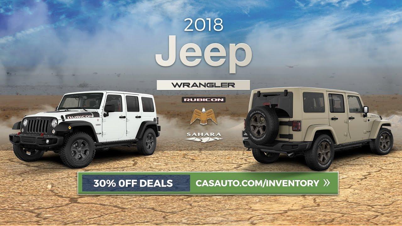 2018 Jeep Wrangler Rubicon Recon Golden Eagle Sahara Youtube