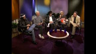 The Cars Full band Reunion & Last Interview 2000