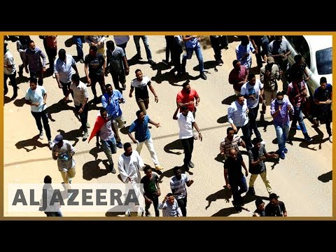 🇸🇩 Sudan launches deadly crackdown on protests | Al Jazeera English