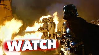 Star Wars: Episode VII: The Force Awakens: Exclusive Ultimate Trailer 4K - Most Footage Together