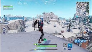 Fortnite: How to get the SNOWBOARD before it comes out! (It's already :v)