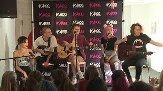 Hey Violet Talks Brand New Moves, Touring With 5SOS, and More