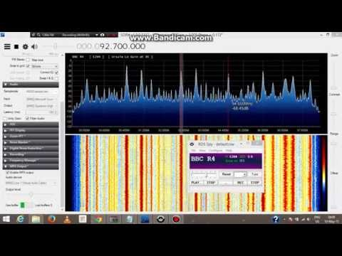 SDR # RDS Spy using MPX plugin by Vasili