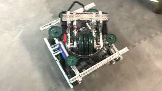 All About The Robot - VEX Nothing But Net 323Z Pre-Competition Reveal