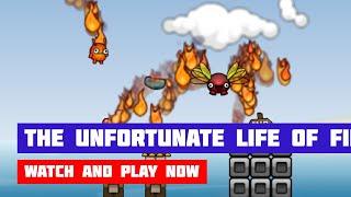 The Unfortunate Life of Firebug · Game · Gameplay