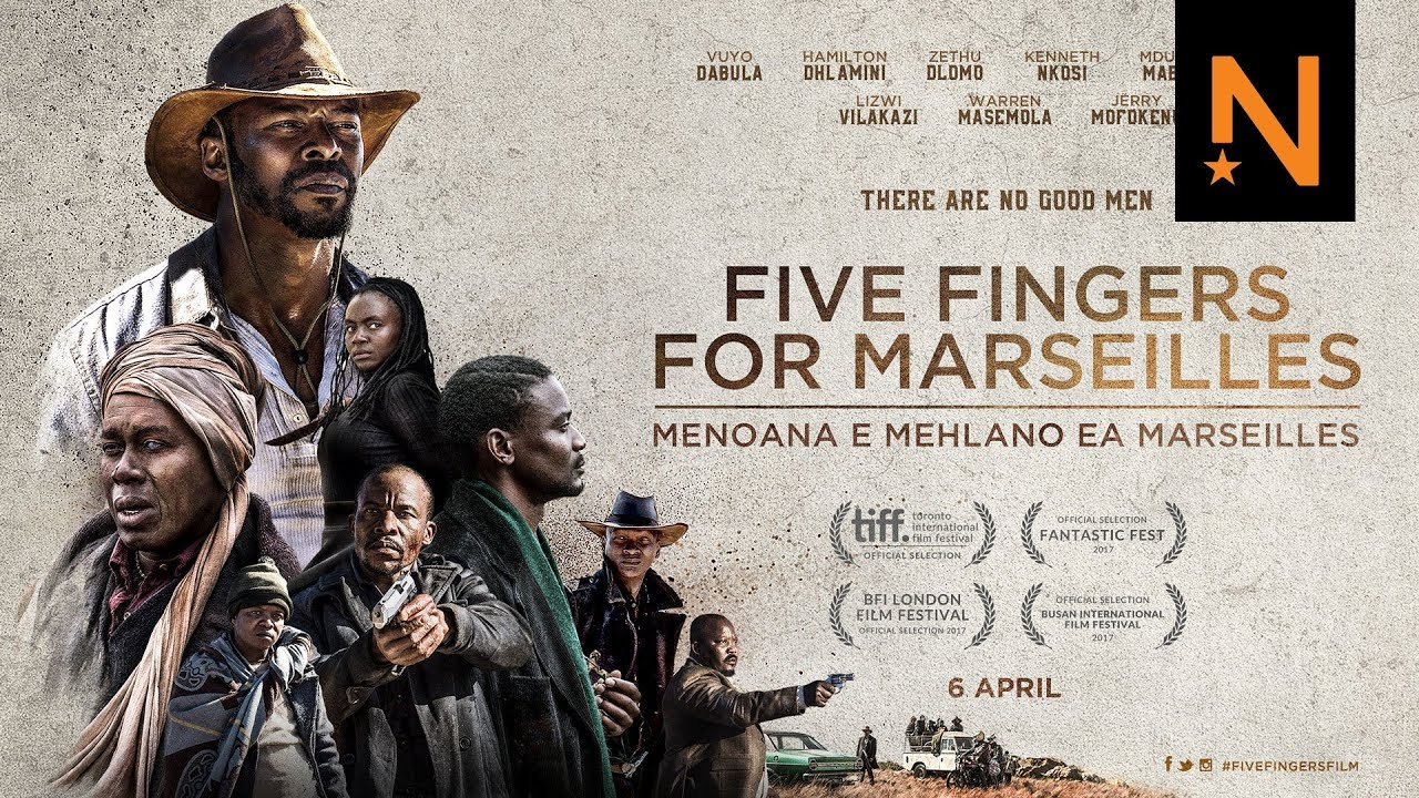Image result for five fingers for marseilles